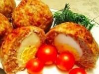 Яйца в «укрытии»