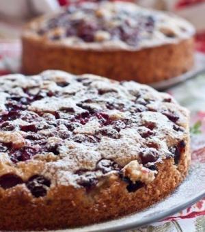 Вишневые пироги