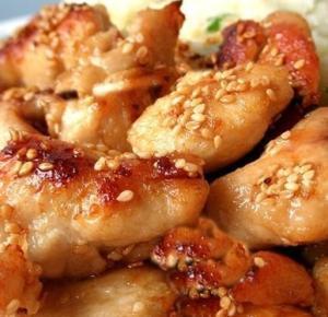 Куриные грудки по-восточному
