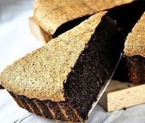 маковый торт без муки рецепт