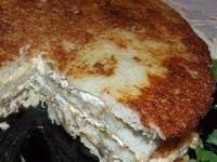 Пирог А-ля драник