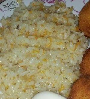 Рис в сковороде за 30 минут