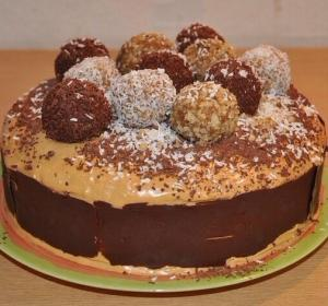 Торт Кадабра