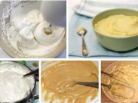 5 простых кремов для тортов