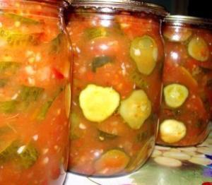 огурцы в краснодарском соусе на зиму рецепты с фото