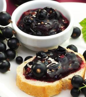 «Свежее» или «сырое» варенье из черной смородины