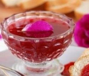Варенье из роз - холодный способ
