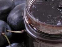 Варенье из чернослива с какао