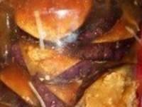 Закуска из баклажан на зиму
