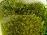 Зелень для щей и борщей в растительном масле