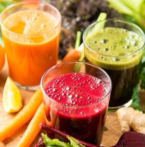 Натуральные соки - напитки здоровья, молодости и стройности