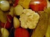 """Овощное ассорти """"С грядки"""" на зиму"""