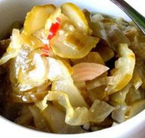 Салат из огурцов на зиму 2