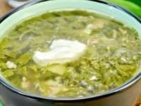 Щавель консервированный для супов и пирогов на зиму