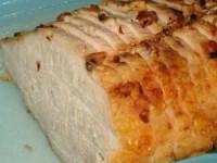 Запеченное мясо с корицей и приправами