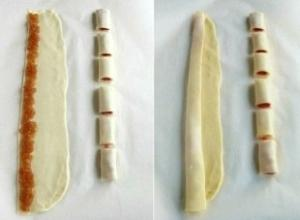 Фруктовые палочки