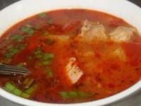 Бозбаш - армянская кухня