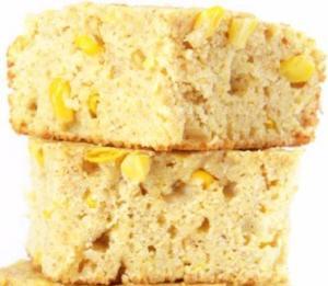 Творожно-кукурузный хлеб