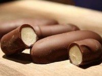 Шоколадные пальчики