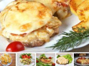 Рецепты мясо по-французски