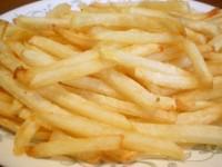 Картофель фри в домашних условиях