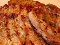 Вкуснейшие рецепты из свинины