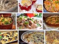 Лучшие рецепты из грибов