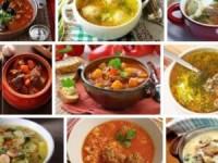 Лучшие рецепты вкусных супов