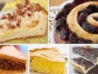 Рецепты сладких пирогов