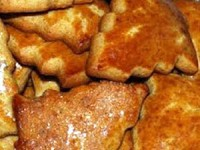 Имбирное печенье Ёлочки