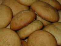 Простое печенье с тыквой