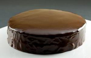 Венский торт Захер Sachertorte