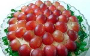 Изысканный салат Тиффани