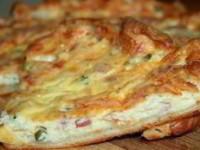 Пирог «Пикантный»