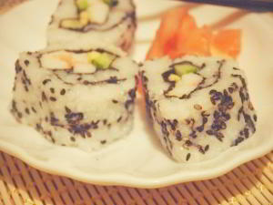 Роллы как в суши-баре