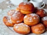 Суфганийот пончики