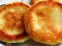 Сырники нежнейшие и пышные (без яиц)