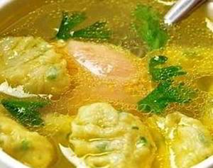 10 супов на основе куриного бульона