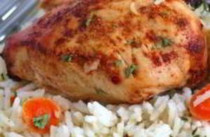 Жареная курица Пири Пири
