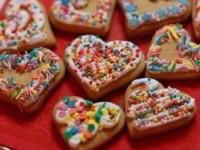 Имбирное печеньем