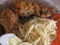 Курочка в томатно-луковой пасте