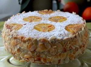 Нежнейший апельсиновый маковый тортик