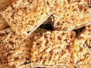 Песочное печенье с начинкой