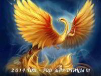 Прогноз на 2014 год — год Жар-птицы! — Чудесный год!