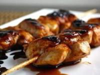 Рецепт японских шашлыков