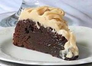 Сливочно-клубничный торт баунти