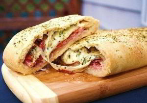 """Стромболи (пицца-рулет)"""