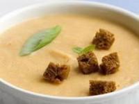 Суп-пюре из горбуши