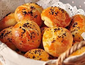 Сырные турецкие булочки