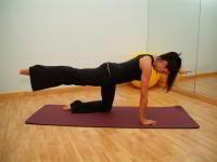 5 упражнений для похудения живота